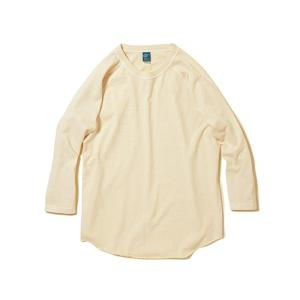 [Good On] 9oz Heavy Baseball 長袖T恤 / Cream