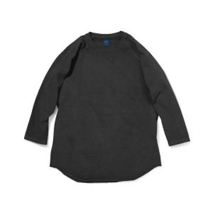 [Good On] 9oz Heavy Baseball 長袖T恤 / Black