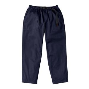 [GRAMICCI] LOOSE TAPERED PANTS寬鬆錐形褲 / DOUBLE NAVY / 中性款 (900156J)