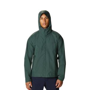 [Mountain Hardwear] Exposure/2™ Gore-Tex Paclite®Jacket 男款/深雲杉綠 (1929851-352)