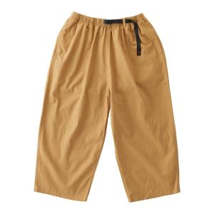 [GRAMICCI] W's LINEN BALLOON PANTS 棉麻氣球褲 / BISCUIT / 女款 (GLP21S031)