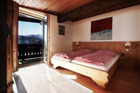 Doppelzimmer Spielberghaus