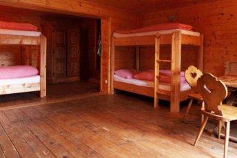 Vierbettzimmer Spielberghaus
