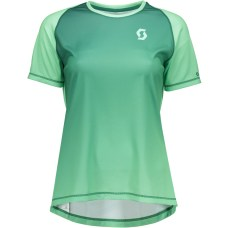 Womens Shirt Trail 40 green