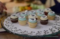 Leckere Cupcakes von adidas