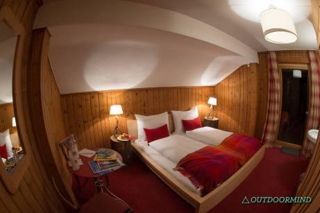 Doppelzimmer Piz Rosatsch im Lej da Staz