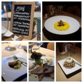 Kulinarische Highlights am Abend im Restorant Lej da Staz