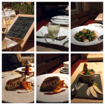 Leckeres Dinner-Menü im Lej da Staz