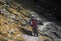 Abfahrt vom Passo Zebru