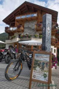 Bikehotel Vedig in Santa Caterina