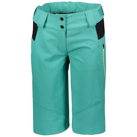 SCOTT Shorts Womens Trail in baltic turqoise
