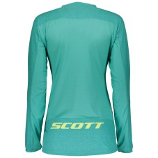SCOTT Trail 20 L/SL Womens Shirt Longsleeve in baltic turqoise