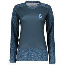 SCOTT Trail 20 L/SL Womens Shirt Longsleeve in nightfall blue