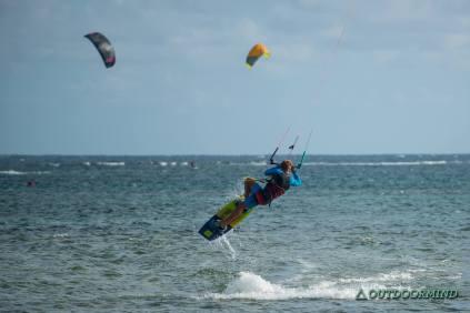 Le Morne Kitesurfer
