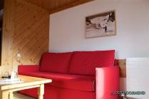 Deko Alpin Chic im Zimmer