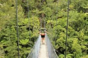 Backpacking in Neuseeland Wandern Packliste