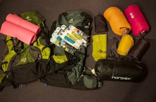 Packliste Te Araroa Trail Ausrüstung