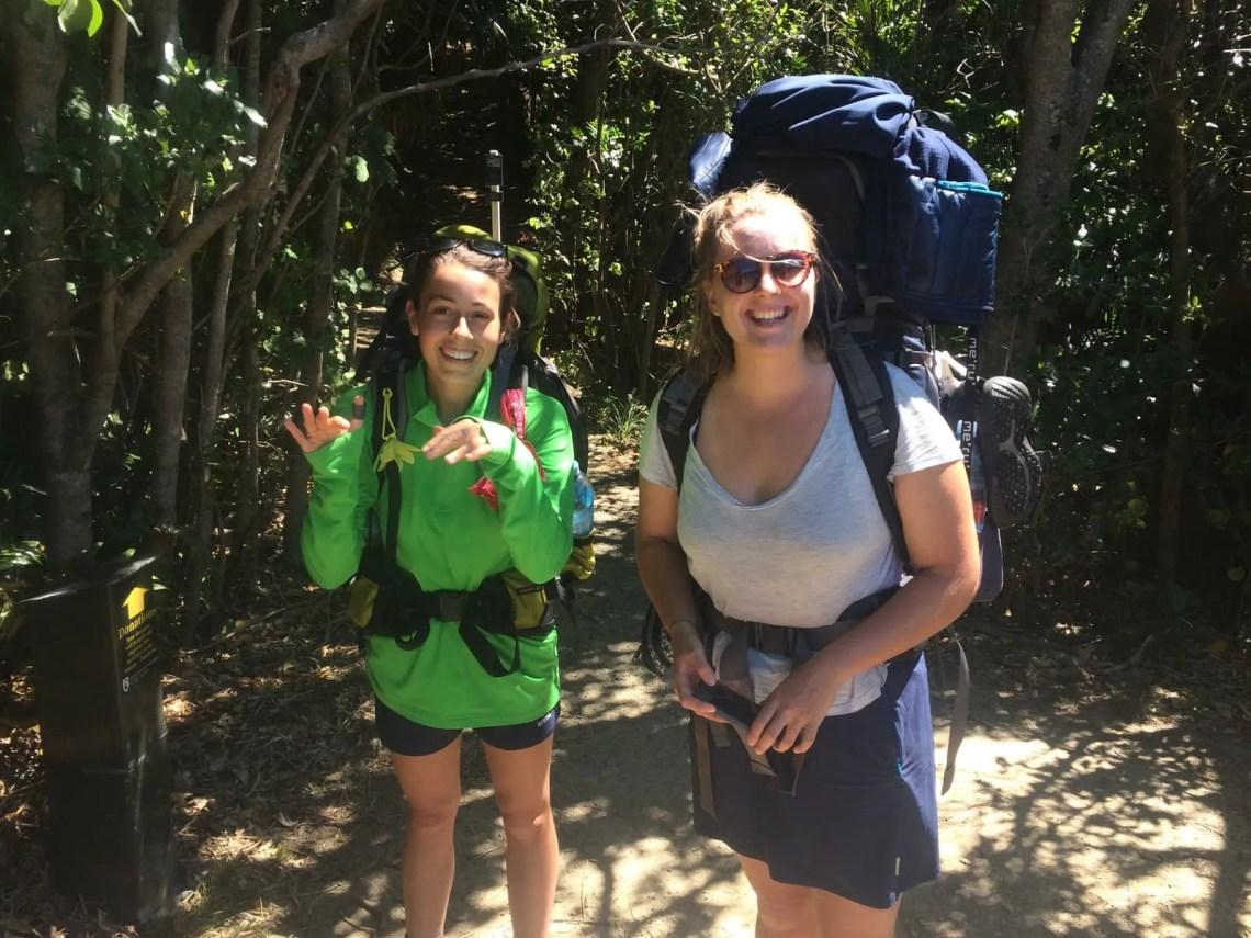 Wir Te Araroa Neuseeland Fernwanderung