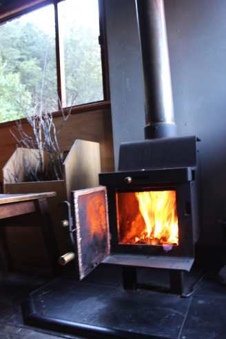 Lagerfeuer Backcountry Neuseeland