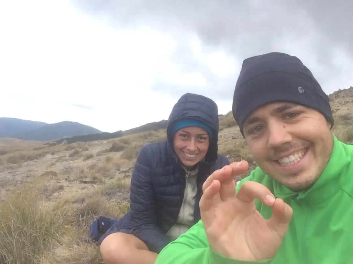 Wir Te Araroa Neuseeland