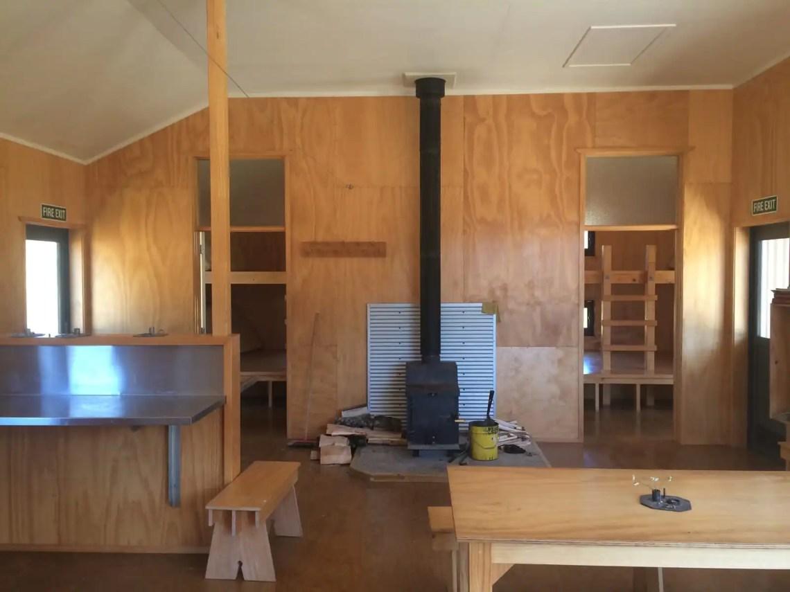 Anne Hut Te Araroa Fernwanderung Neuseeland