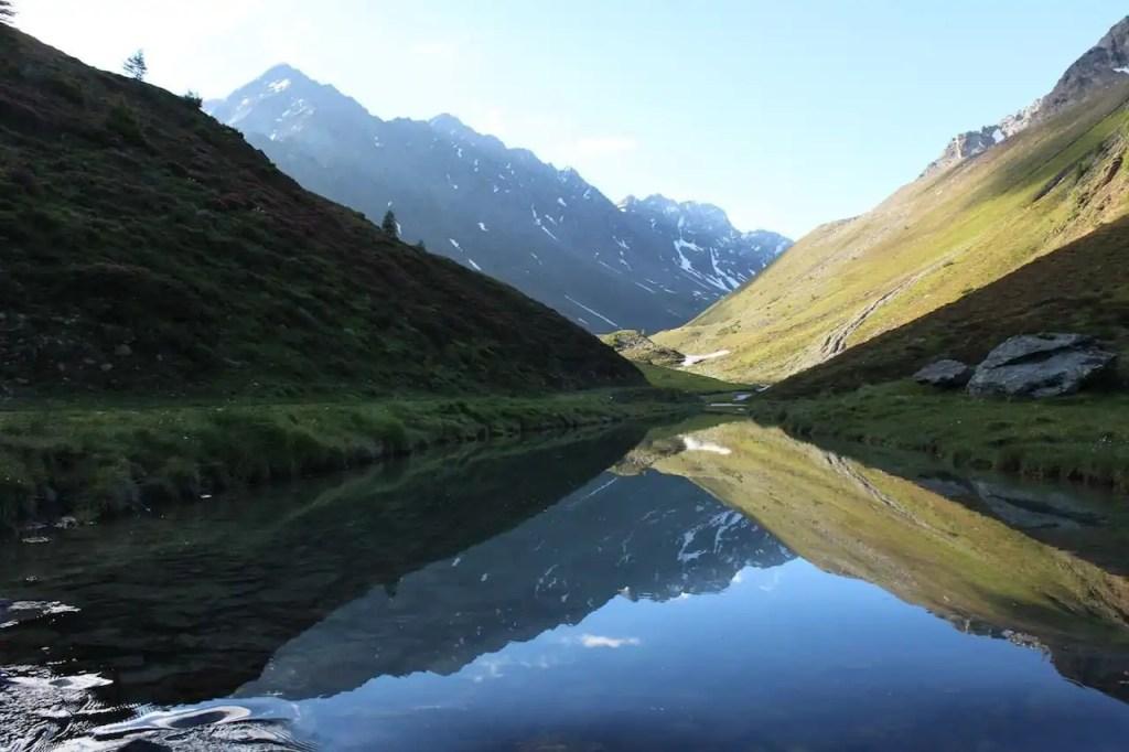 Bach Alpenüberquerung L1