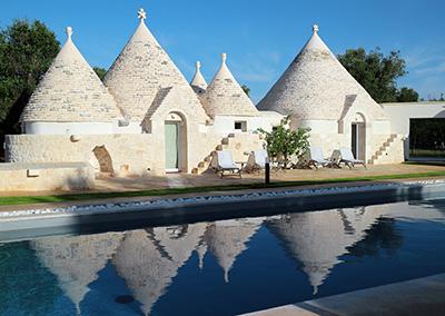 Da un villaggio di trulli un resort di lusso  OUTDOOR