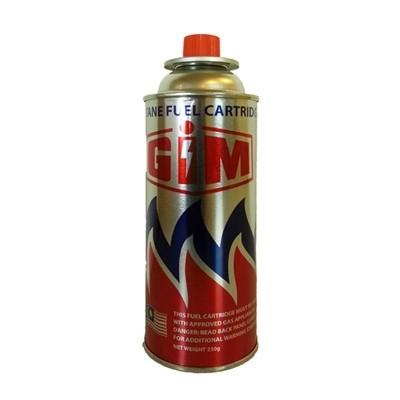 GIM Butane Fuel Catridge