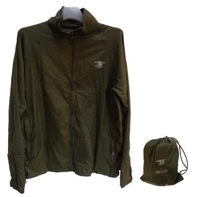 ODP 0029 Foldable Nylon Jacket M green