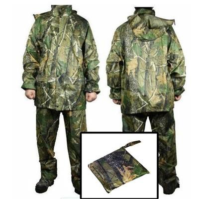 ODP 0040 Rain Coat Camouflage XL