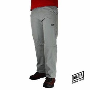Maria ODP 0239 Oze Convertible Pants 30 light gray