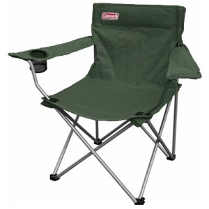 Coleman GO! Quad Armchair grey