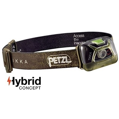 Petzl Tikka Headlamp (2017) green