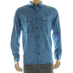 Maria ODP 0348 Nomad Shirt XXL blue