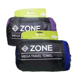 ODP 0038 Zone Microfibre Mega Travel Towel various colour