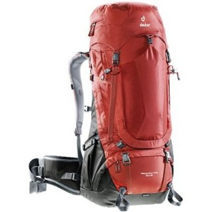 Deuter Aircontact PRO 60 + 15 lava-anthracite