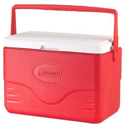 Coleman Cooler 28QT 26L red