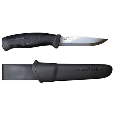 Morakniv 13165 Companion Stainless Steel anthracite