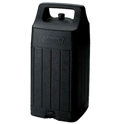 Coleman Liquid Fuel Lantern Hard-Shell Carry Case black