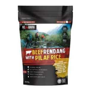 Kembara ODP 0457 Beef Rendang with Pilaf Rice
