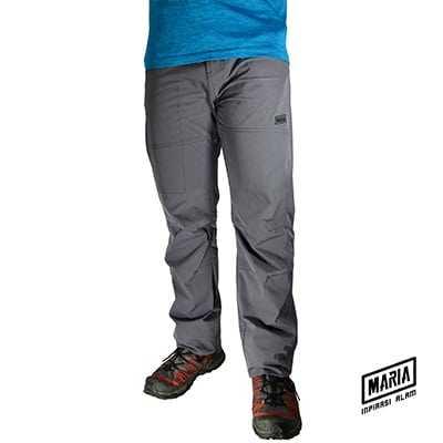 Maria ODP 0462 Irau Trail Pants 38 gray