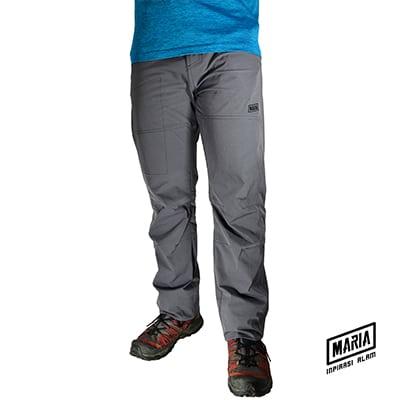 Maria ODP 0463 Irau Trail Pants 40 gray