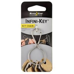 Nite Ize Infini-key Key Chain stainless
