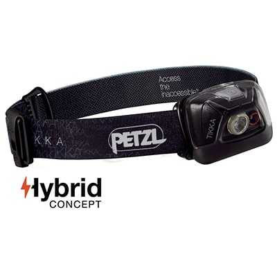 Petzl Tikka Headlamp (2017) black
