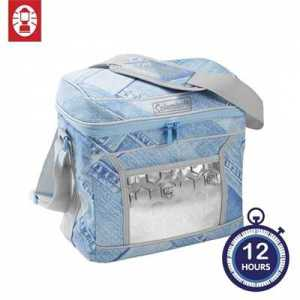 Coleman Soft Cooler 16 Cans denim