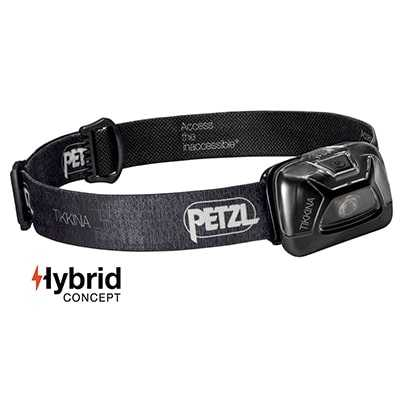 Petzl Tikkina Headlamp (2017) black