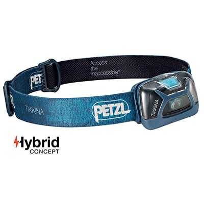 Petzl Tikkina Headlamp (2017) blue
