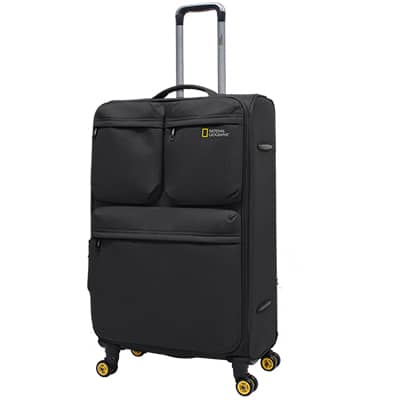 National Geographic Widespread L Trolley black