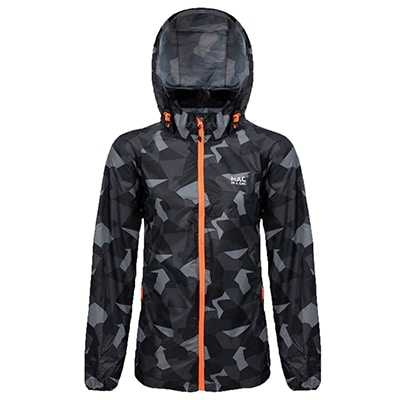 Mac In A Sac Edition Jacket M black camo