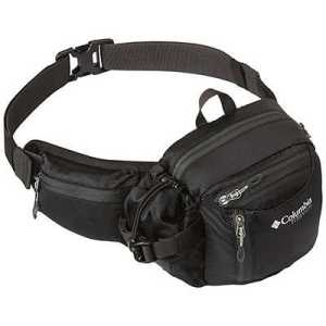 Columbia Trail Elite Lumbar Bag black shark